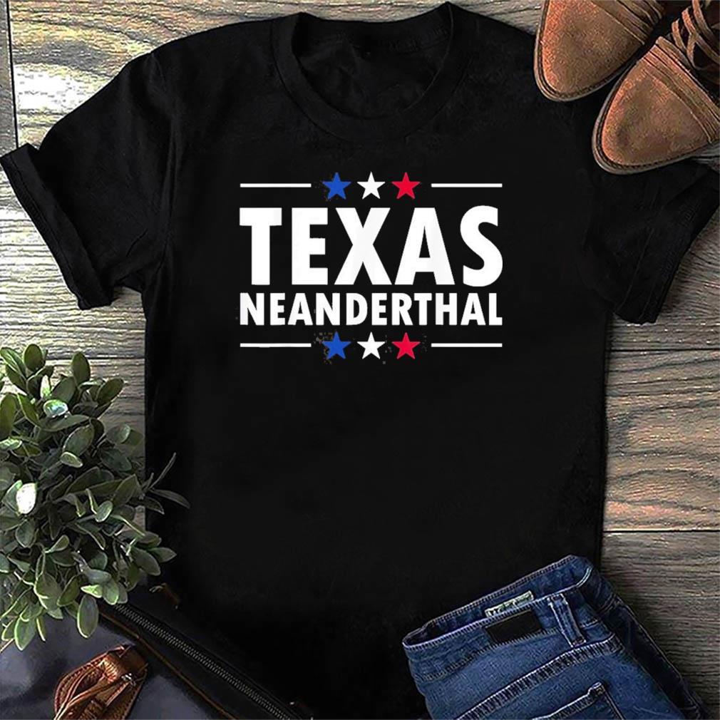 Texas Neanderthal Classic T-Shirt