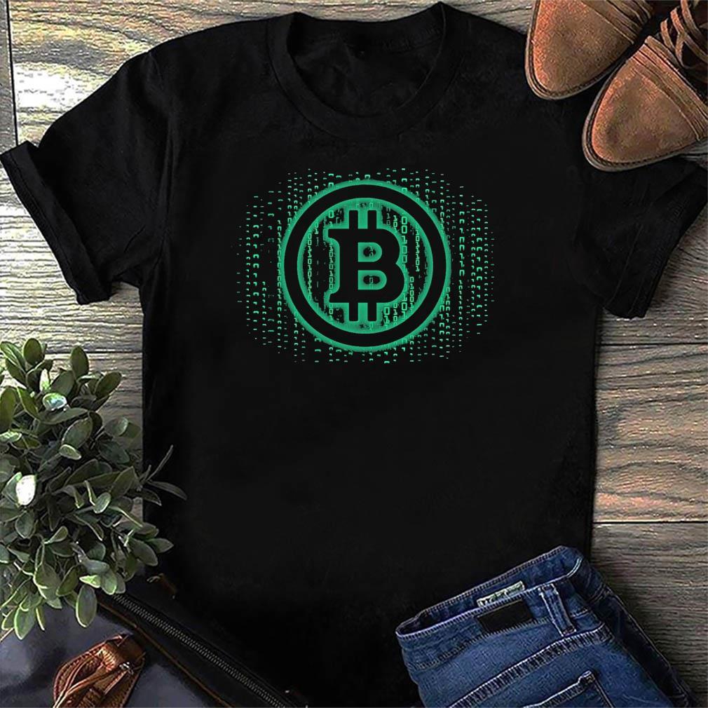 Official Bitcoin Matrix Shirt