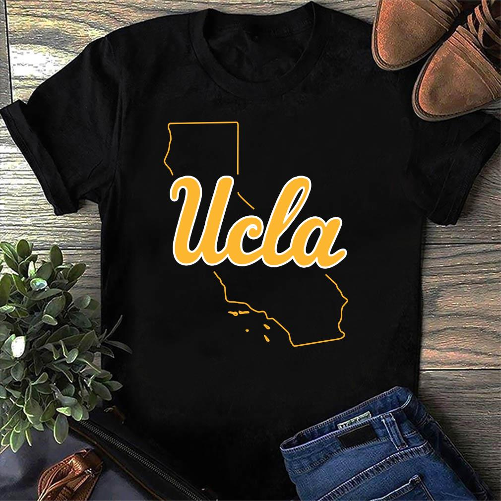 UCLA Bruins State Outline T-Shirt