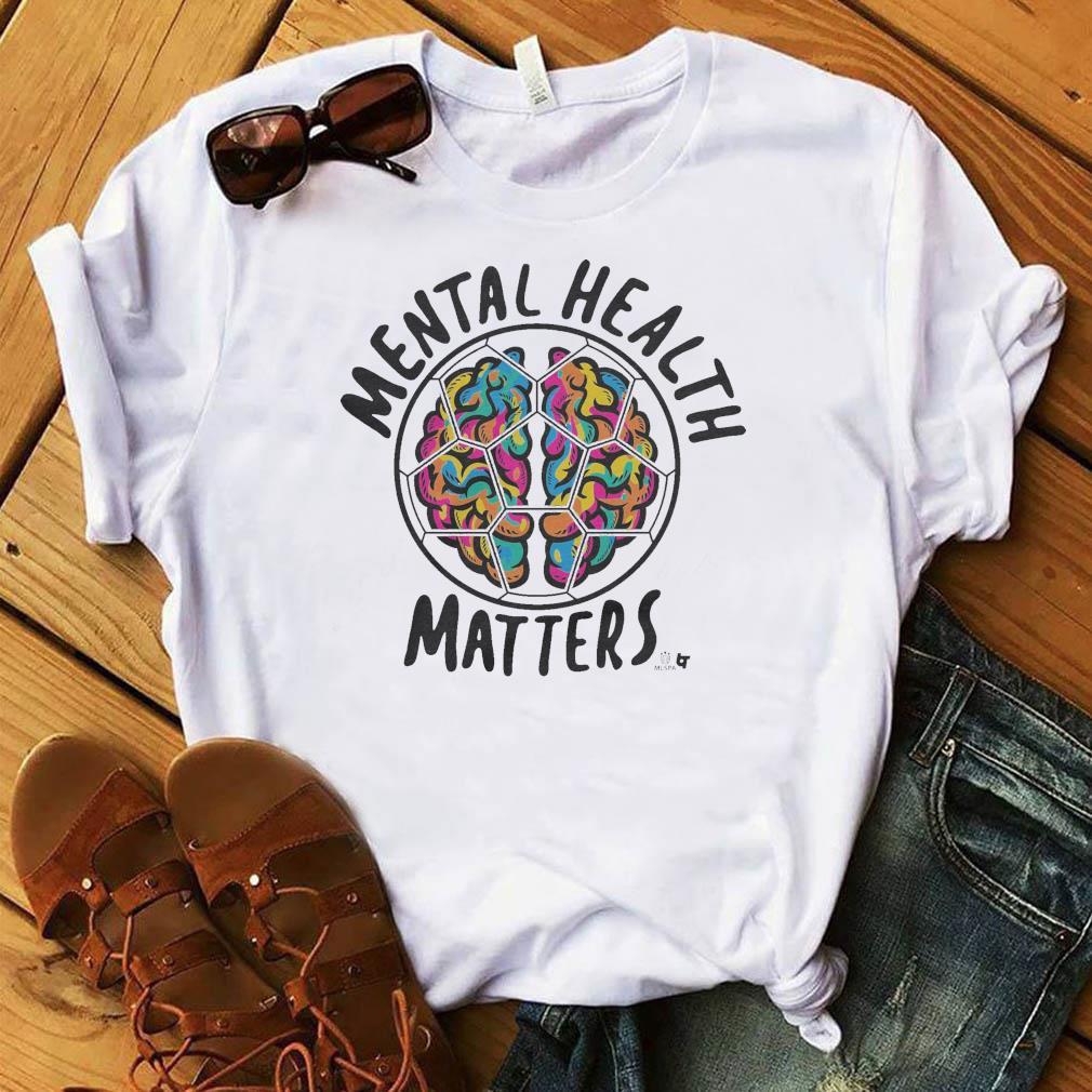 MENTAL HEALTH MATTERS shirt