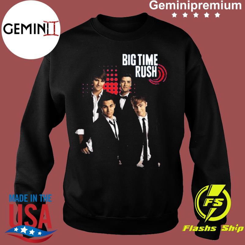 Big Time Rush t-Shirt Sweater