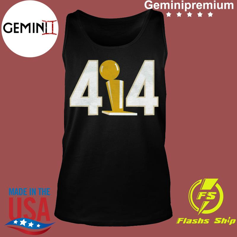 Funny 414 Trophy Shirt Tank top