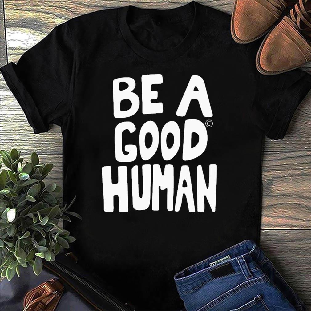 Jimin Nomad Be A Good Human Shirt