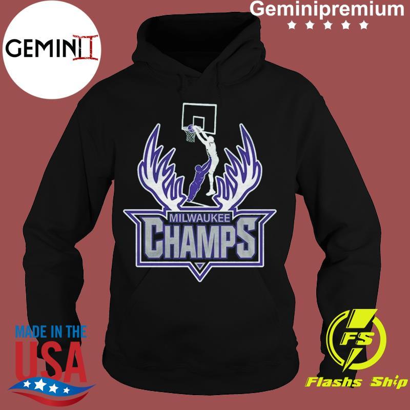 MIL Champs Dunk Shirt Hoodie