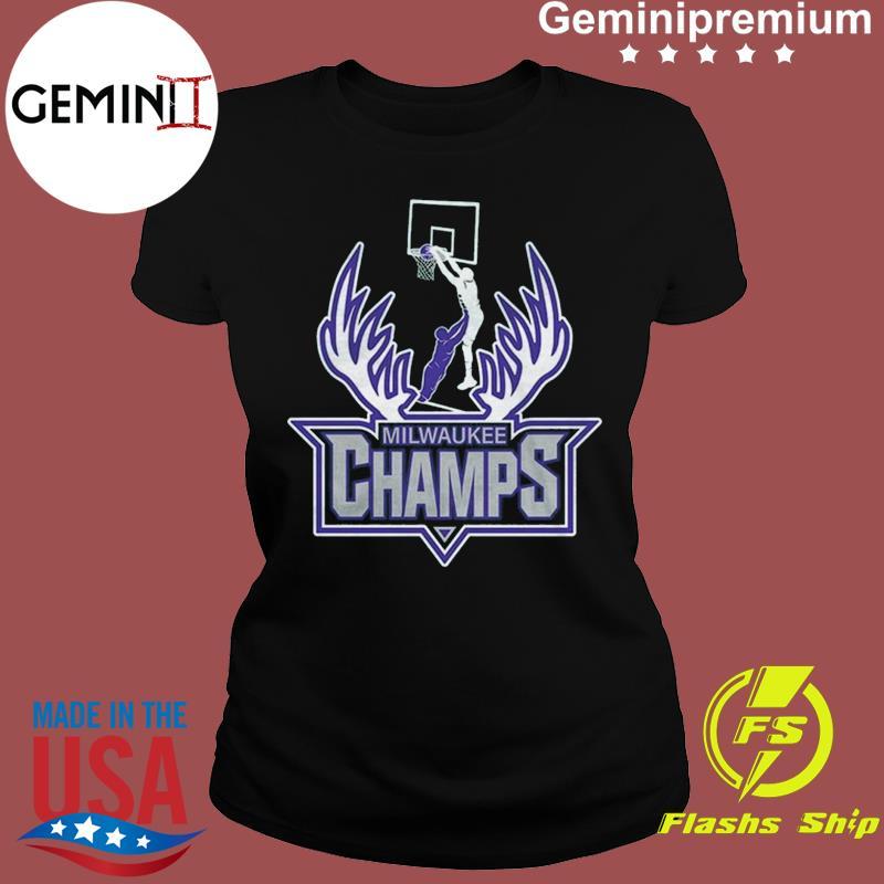 MIL Champs Dunk Shirt Ladies tee