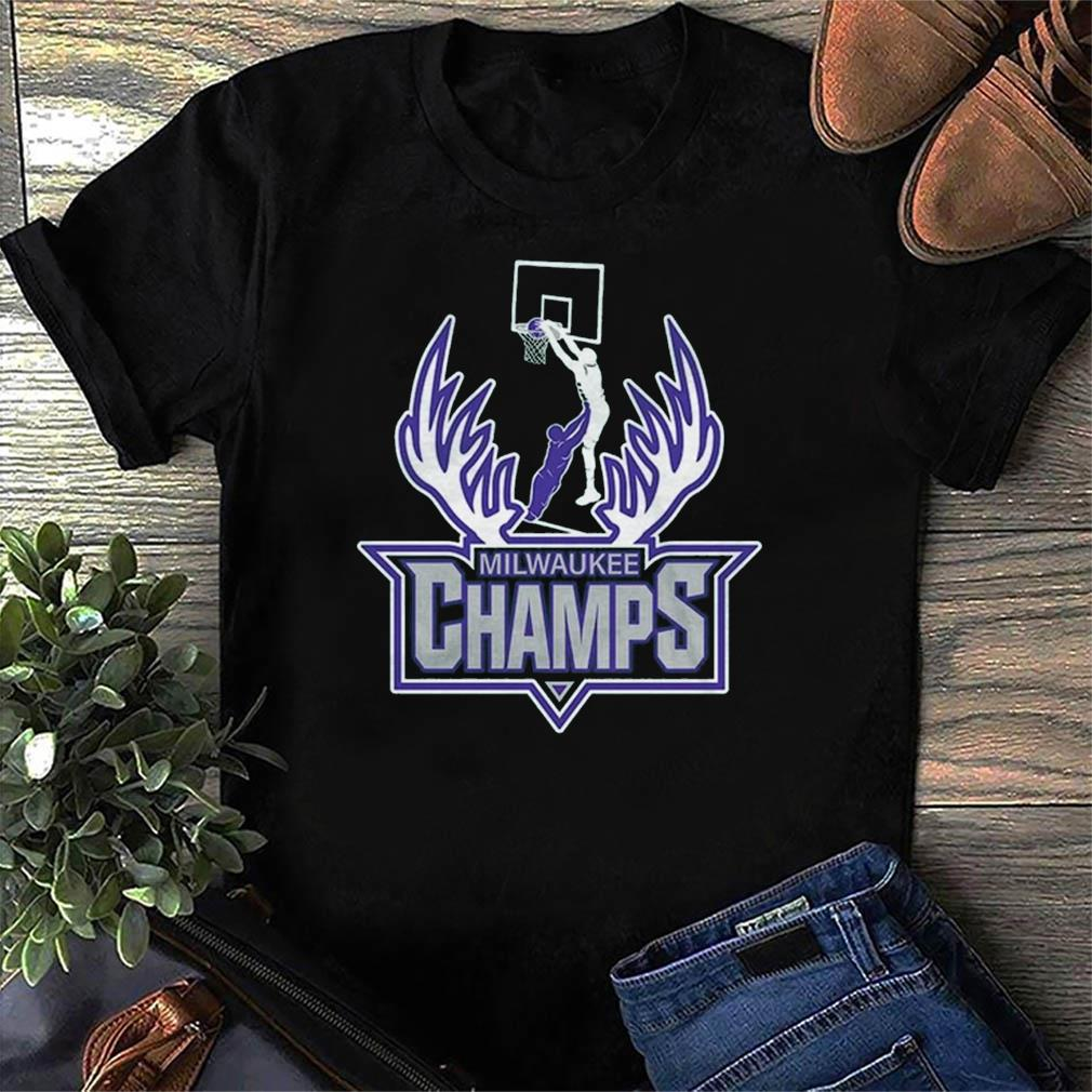 MIL Champs Dunk Shirt