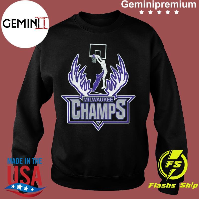 MIL Champs Dunk Shirt Sweater