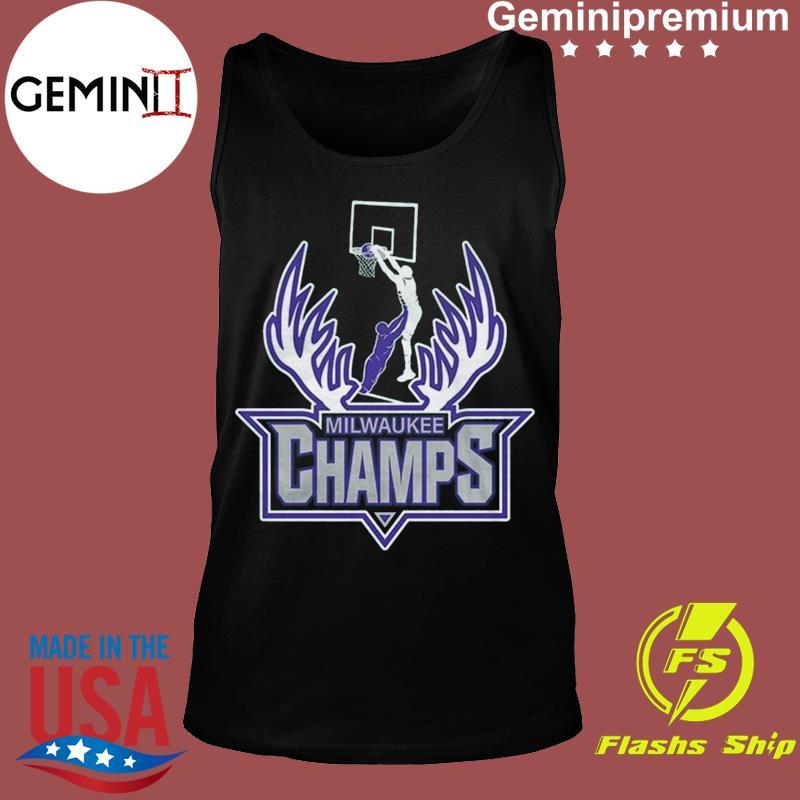 MIL Champs Dunk Shirt Tank top