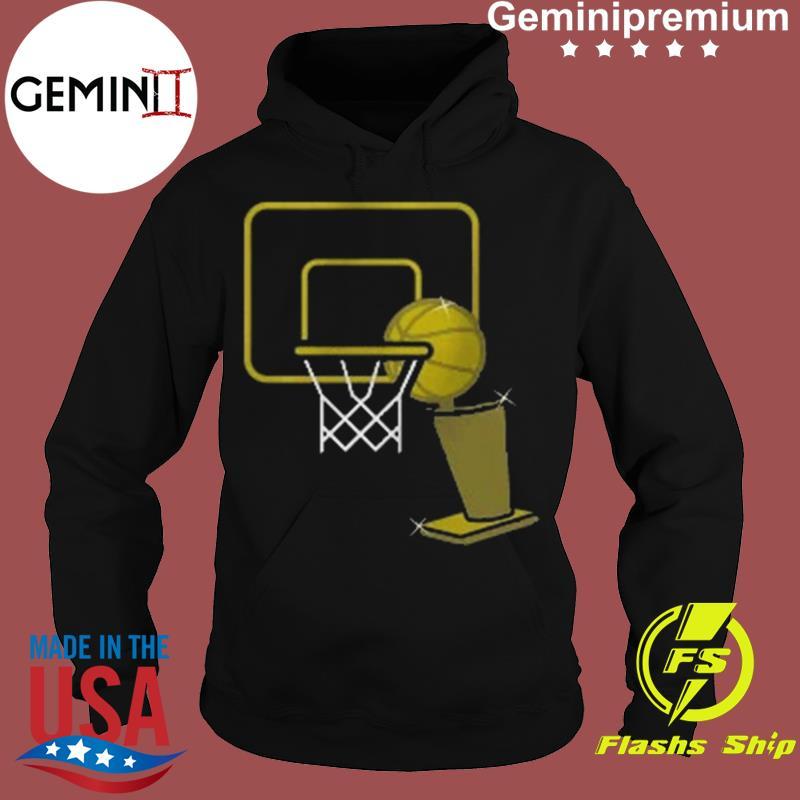 NO DUNKS FINALS WEDGIE Basketball Shirt Hoodie