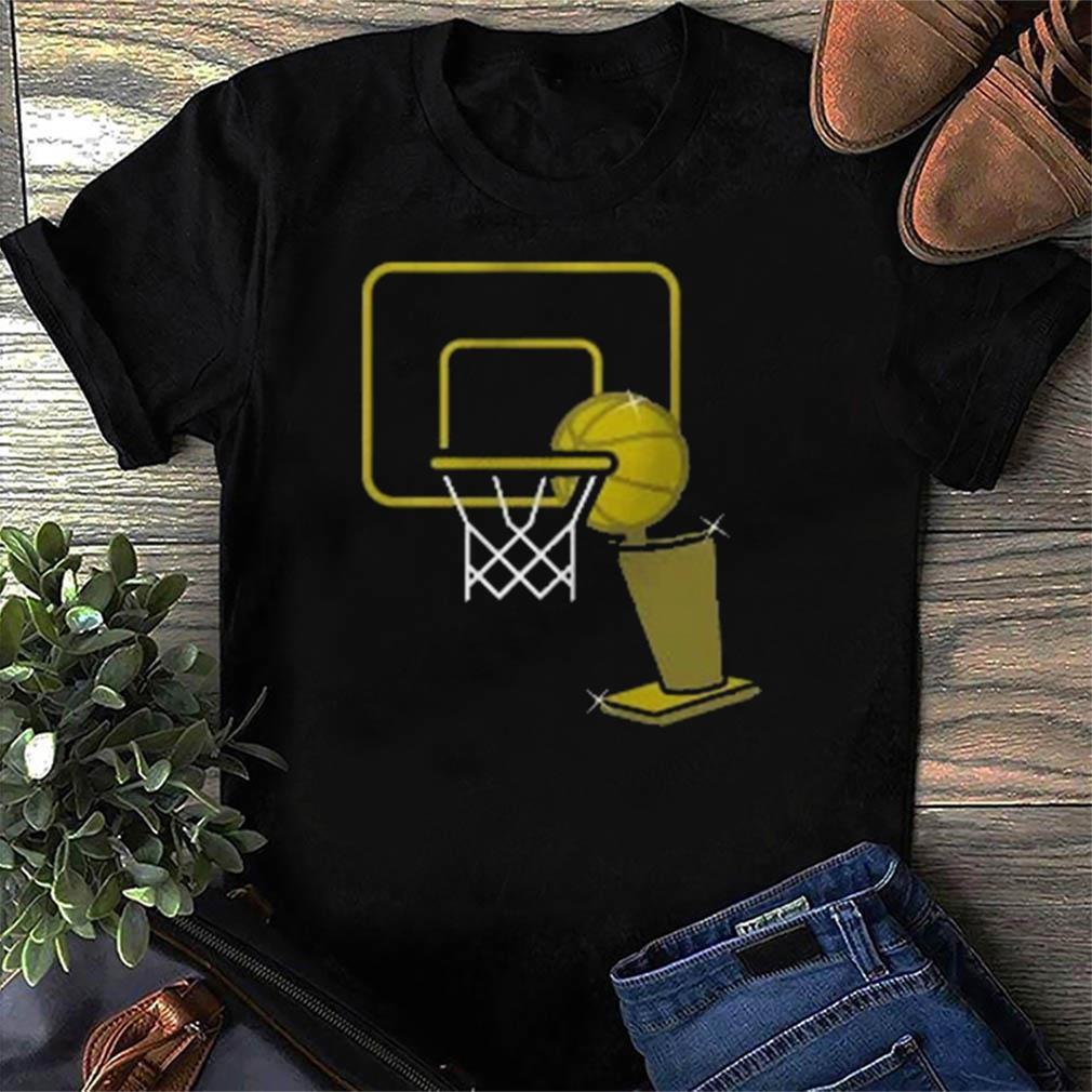 NO DUNKS FINALS WEDGIE Basketball Shirt