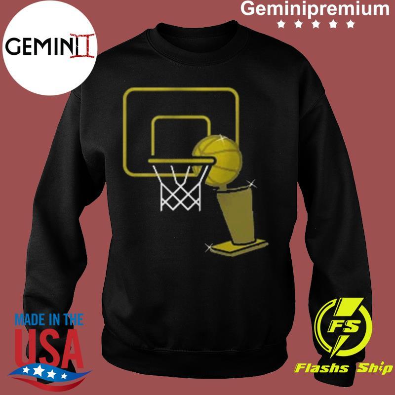 NO DUNKS FINALS WEDGIE Basketball Shirt Sweater