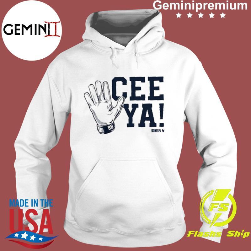 Ceedee Lamb Dallas Cowboys Cee Ya Shirt Hoodie