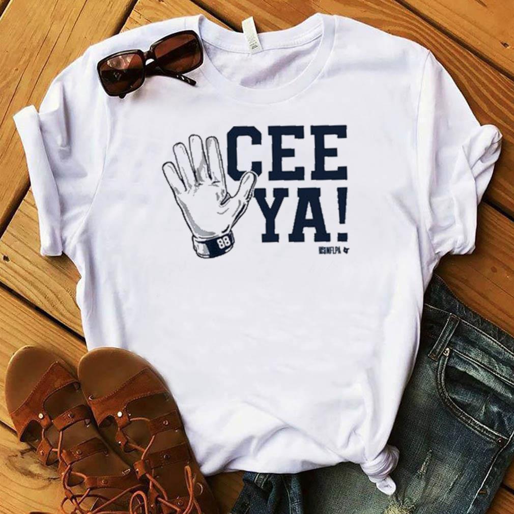 Ceedee Lamb Dallas Cowboys Cee Ya Shirt