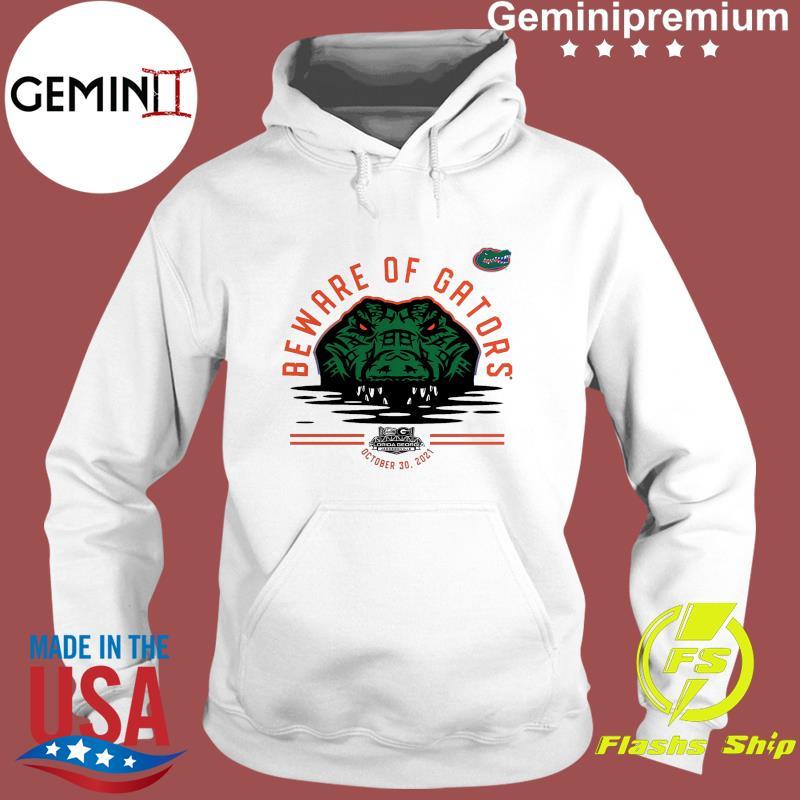 Florida Gators Beware Of Gators October 30 2021 T-Shirt Hoodie