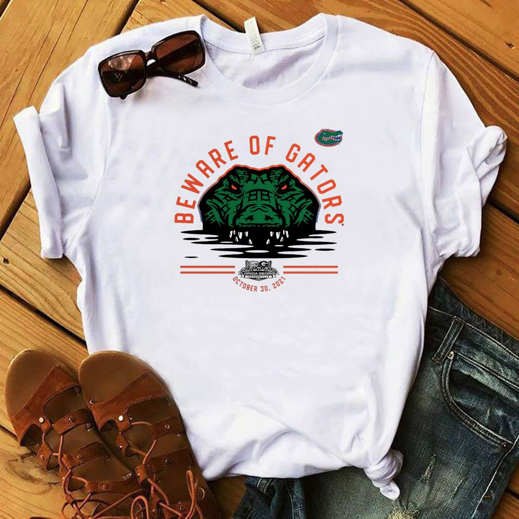 Florida Gators Beware Of Gators October 30 2021 T-Shirt