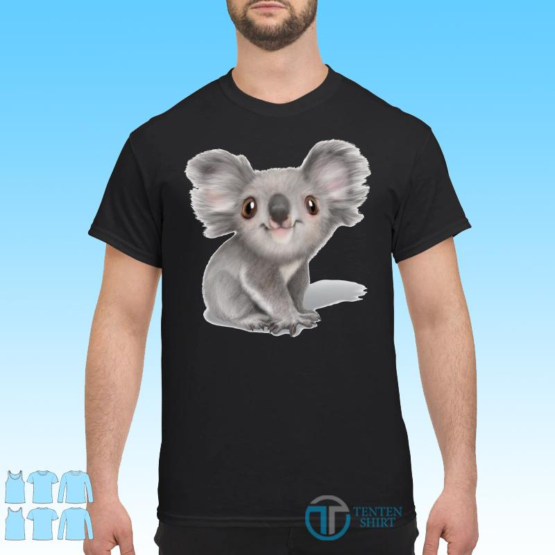 Balenciaga Koala shirt