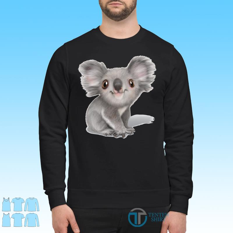 Balenciaga Koala shirt Sweater
