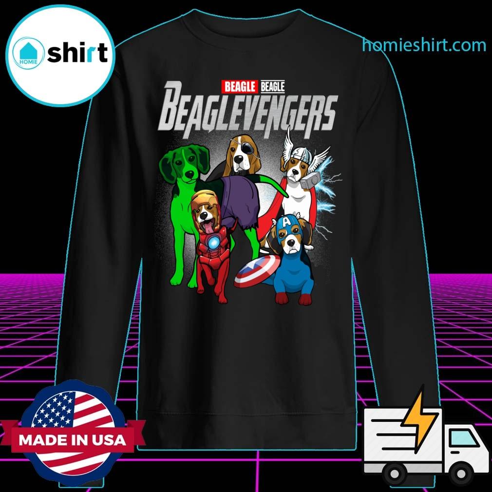 Beagle Beaglevengers Shirt Sweater