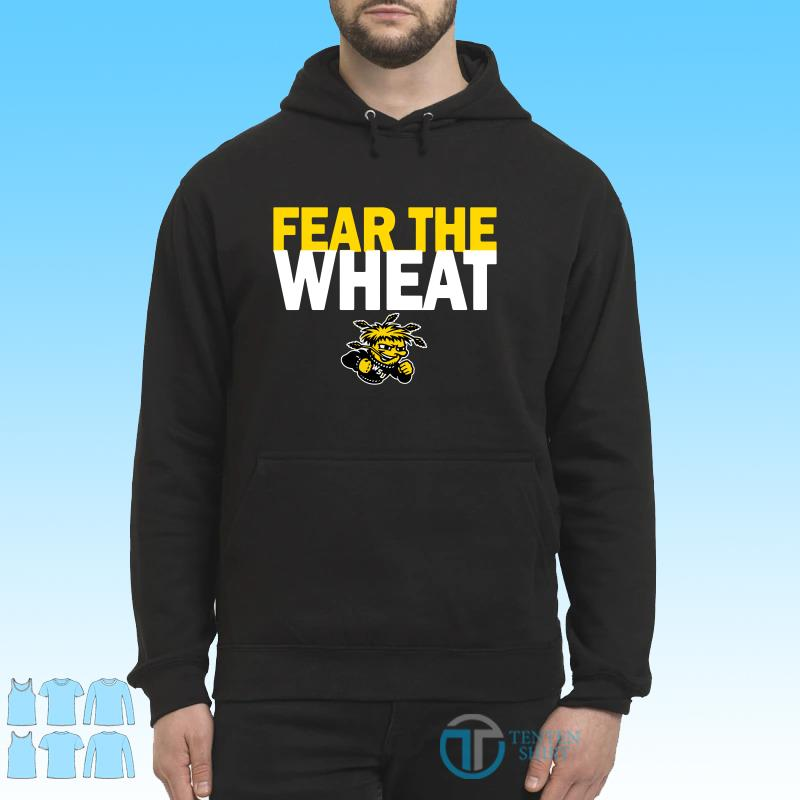 Fear The Wheat shirt Hoodie