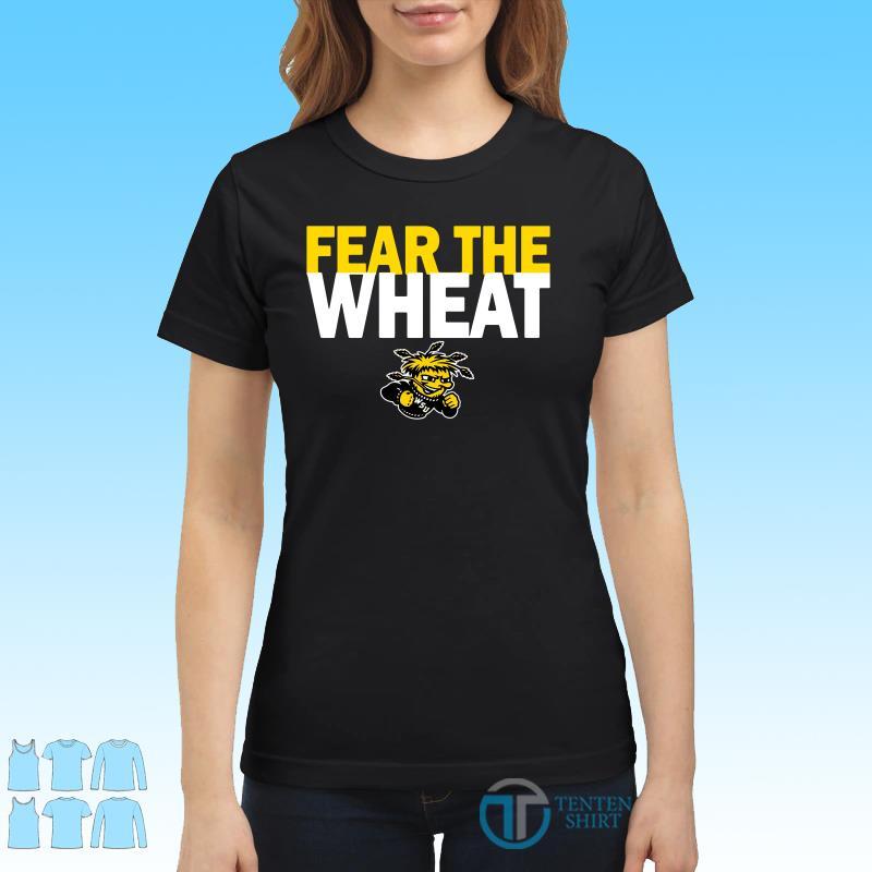 Fear The Wheat shirt Ladies tee