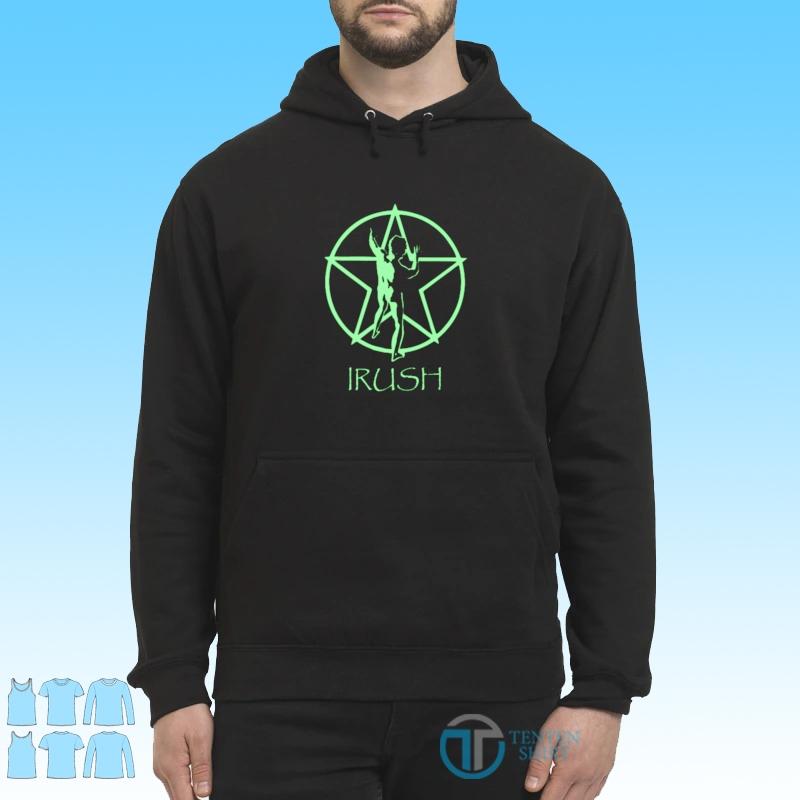 Rush Starman Irush shirt Hoodie