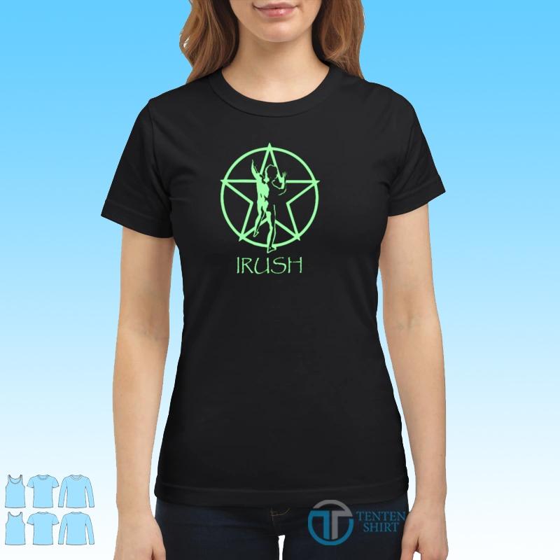 Rush Starman Irush shirt