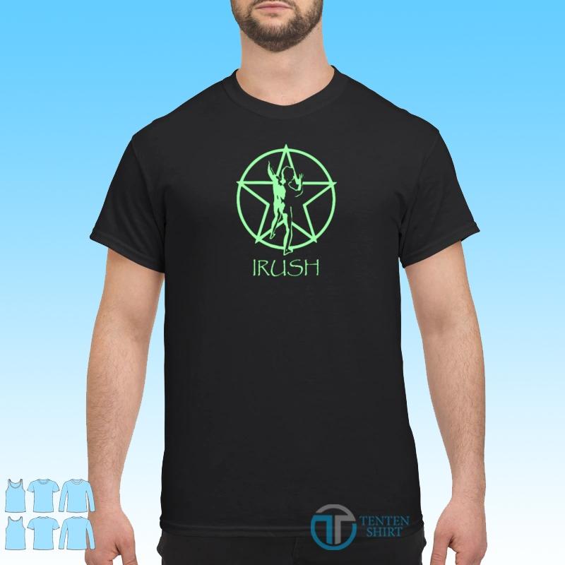 Rush Starman Irush shirt Shirt