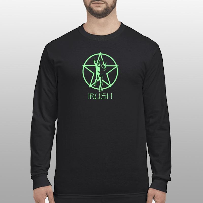 Rush Starman Irush shirt longsleeve