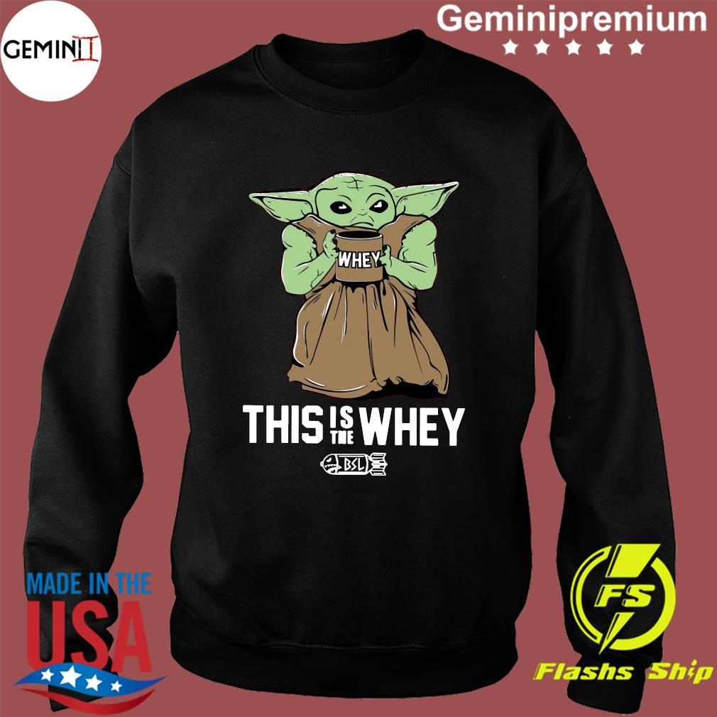 Baby Growda This Is The Whey s Sweater