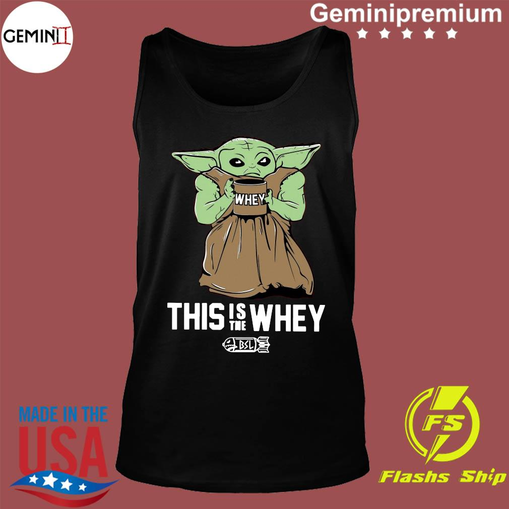 Baby Growda This Is The Whey s Tank Top