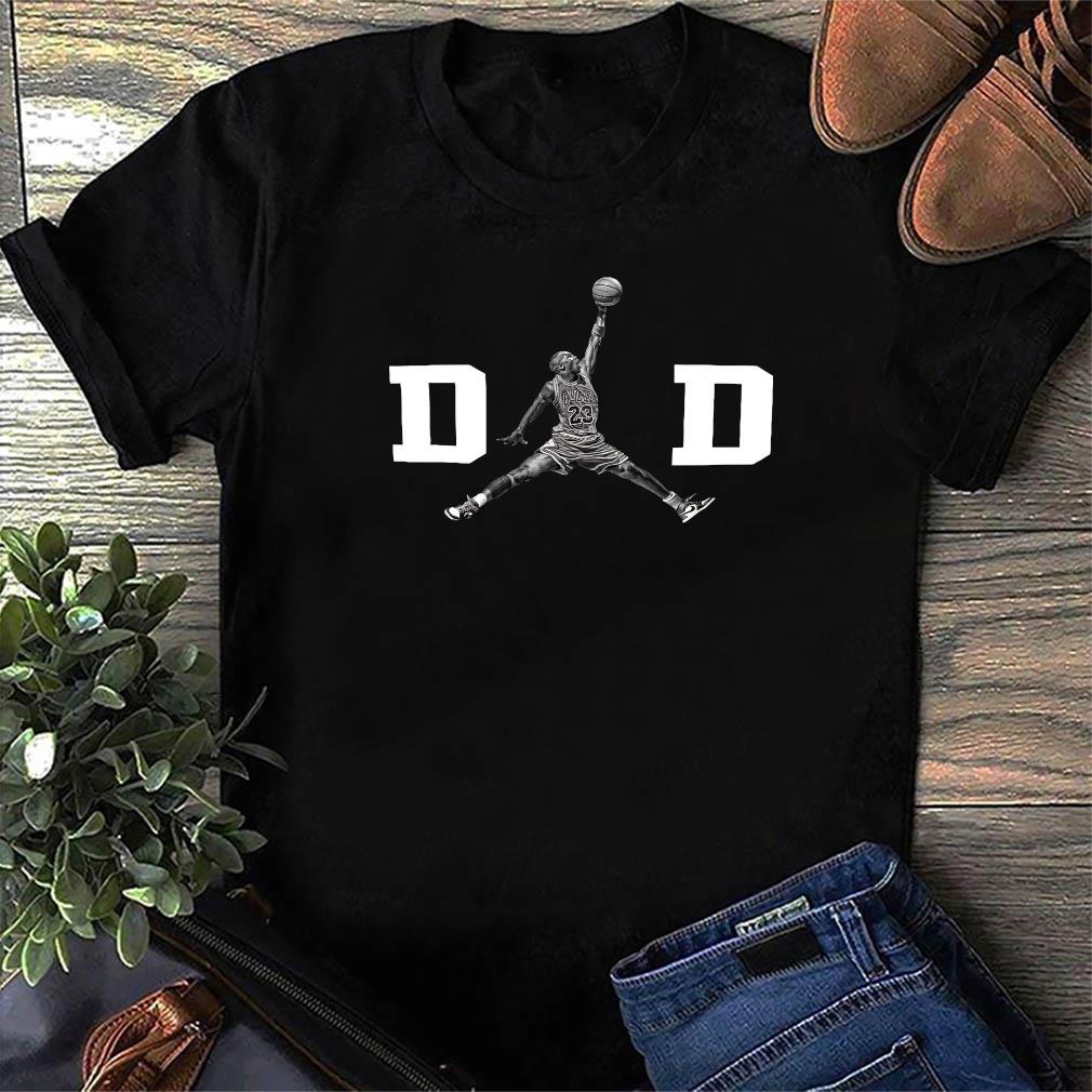 Dad Michael Jordan Chicago Bull 23 Shirt