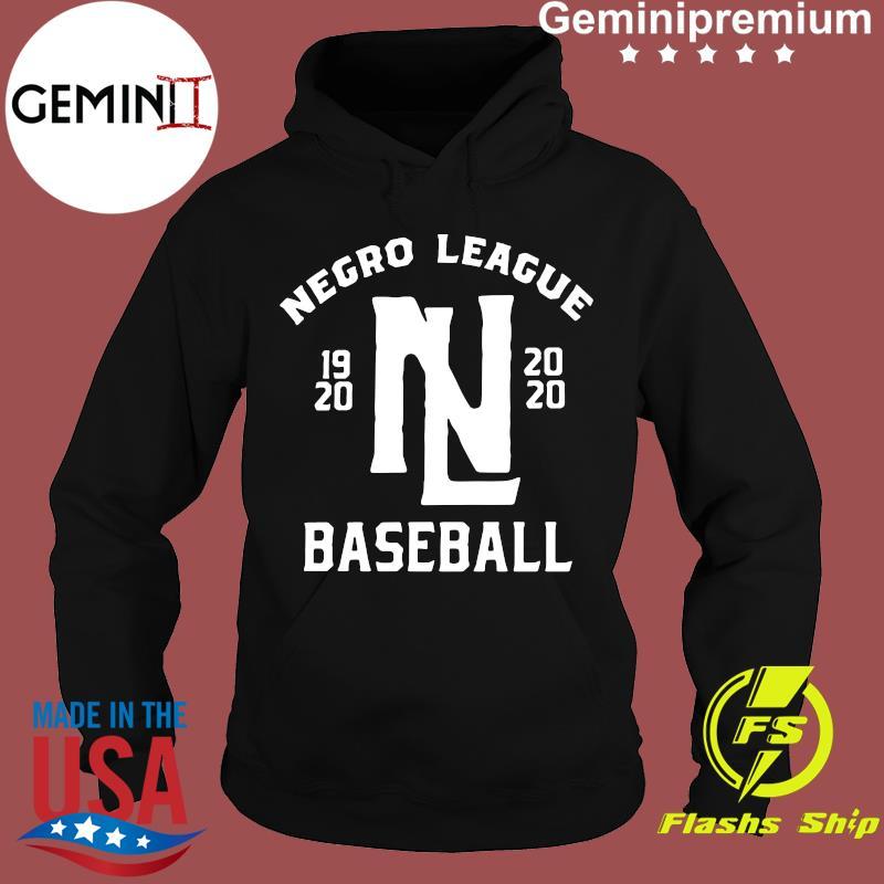Negro League 1920 NL 2020 Baseball Shirt Hoodie