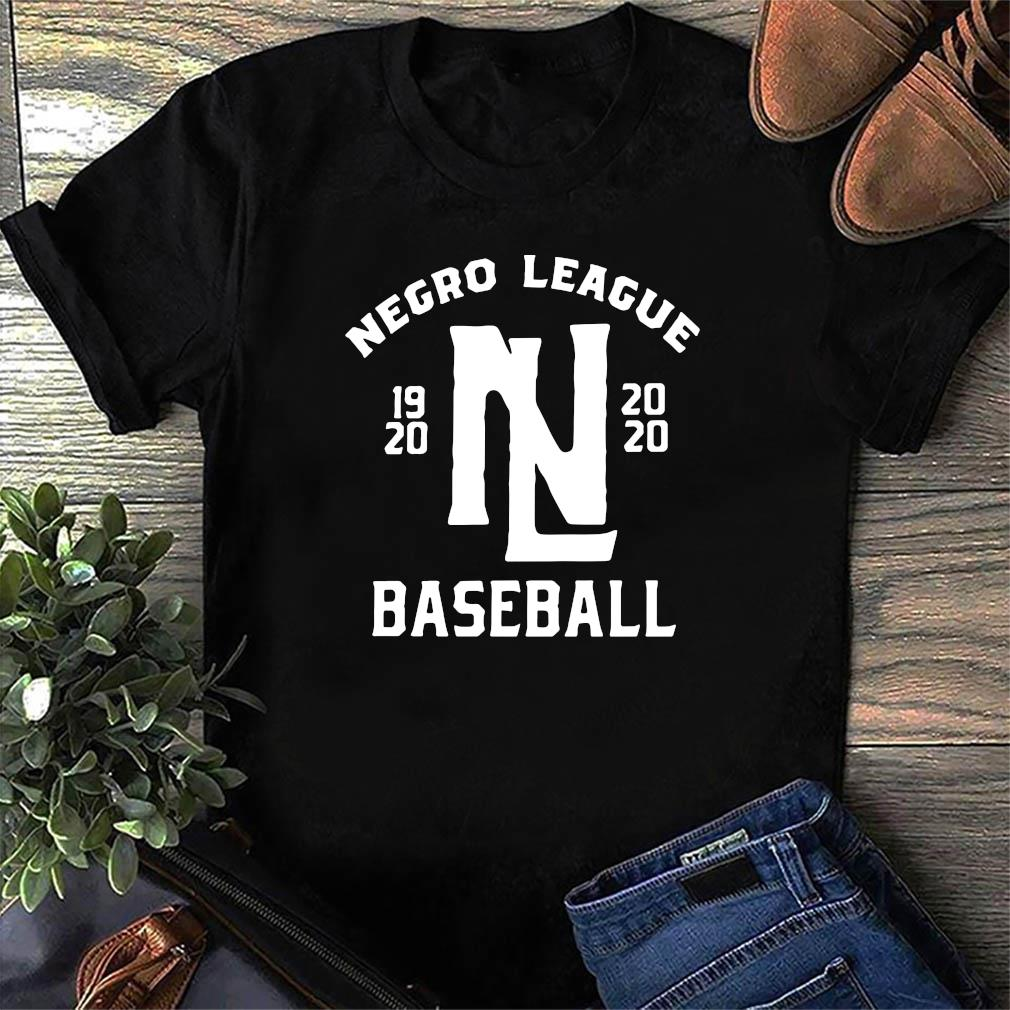 Negro League 1920 NL 2020 Baseball Shirt