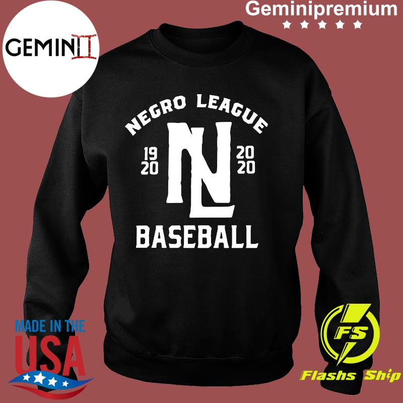 Negro League 1920 NL 2020 Baseball Shirt Sweater