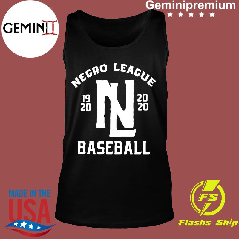 Negro League 1920 NL 2020 Baseball Shirt Tank top