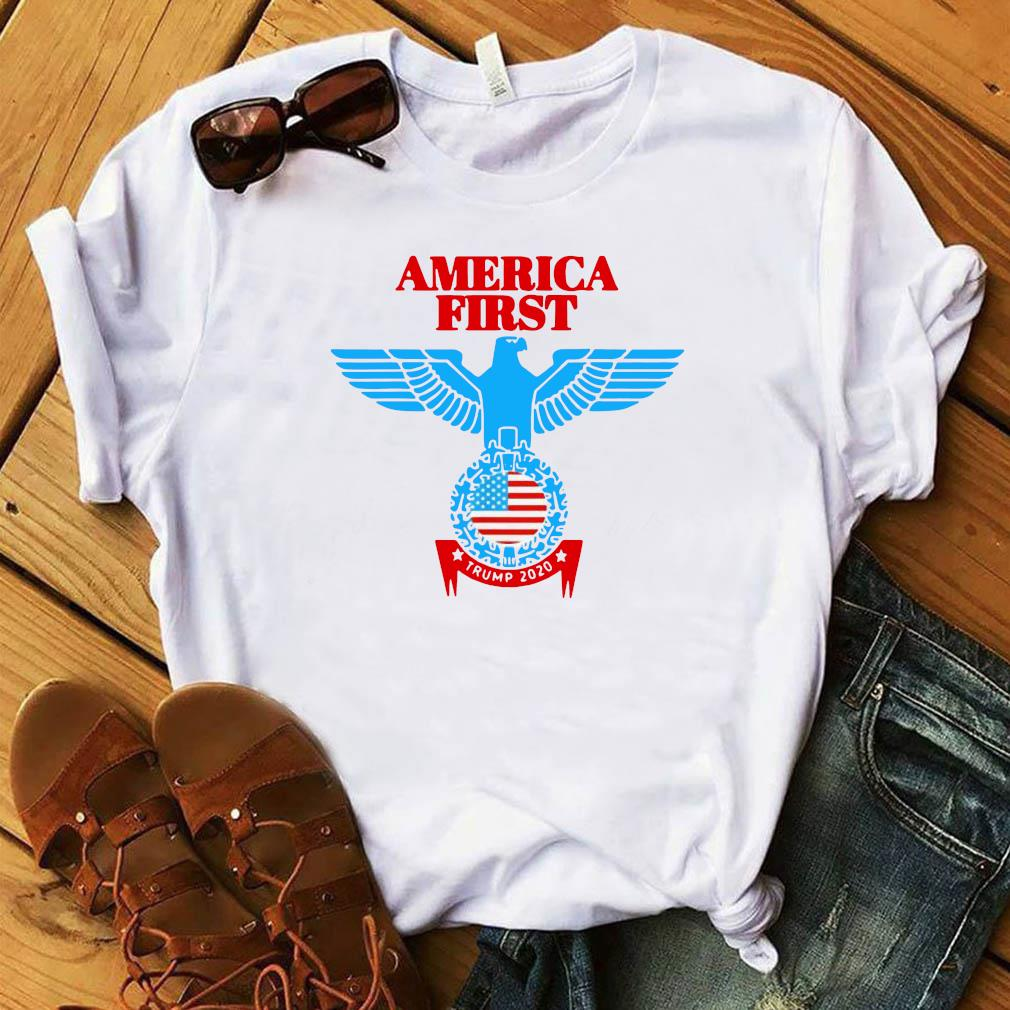 Official America First Eagle Trump 2020 Shirt