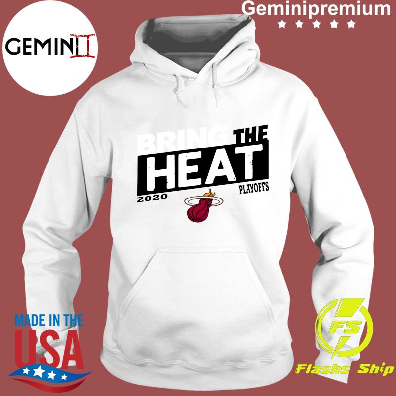 Bring The Heat 2020 Oficial T-s Hoodie