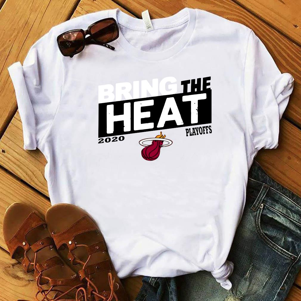 Bring The Heat 2020 Oficial T-shirt