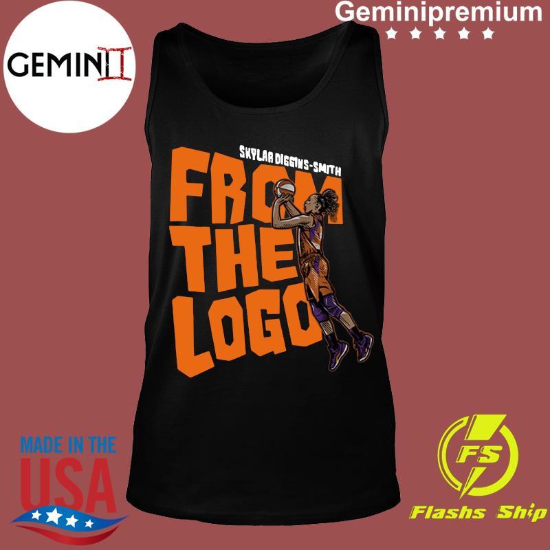 Skylar Diggins-Smith From the Logo WNBPA Shirt Tank top