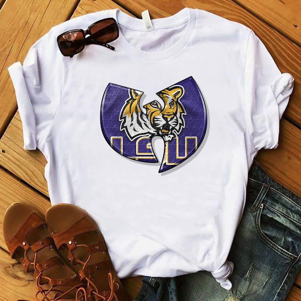 Wu Tang LSU Tiger Shirt