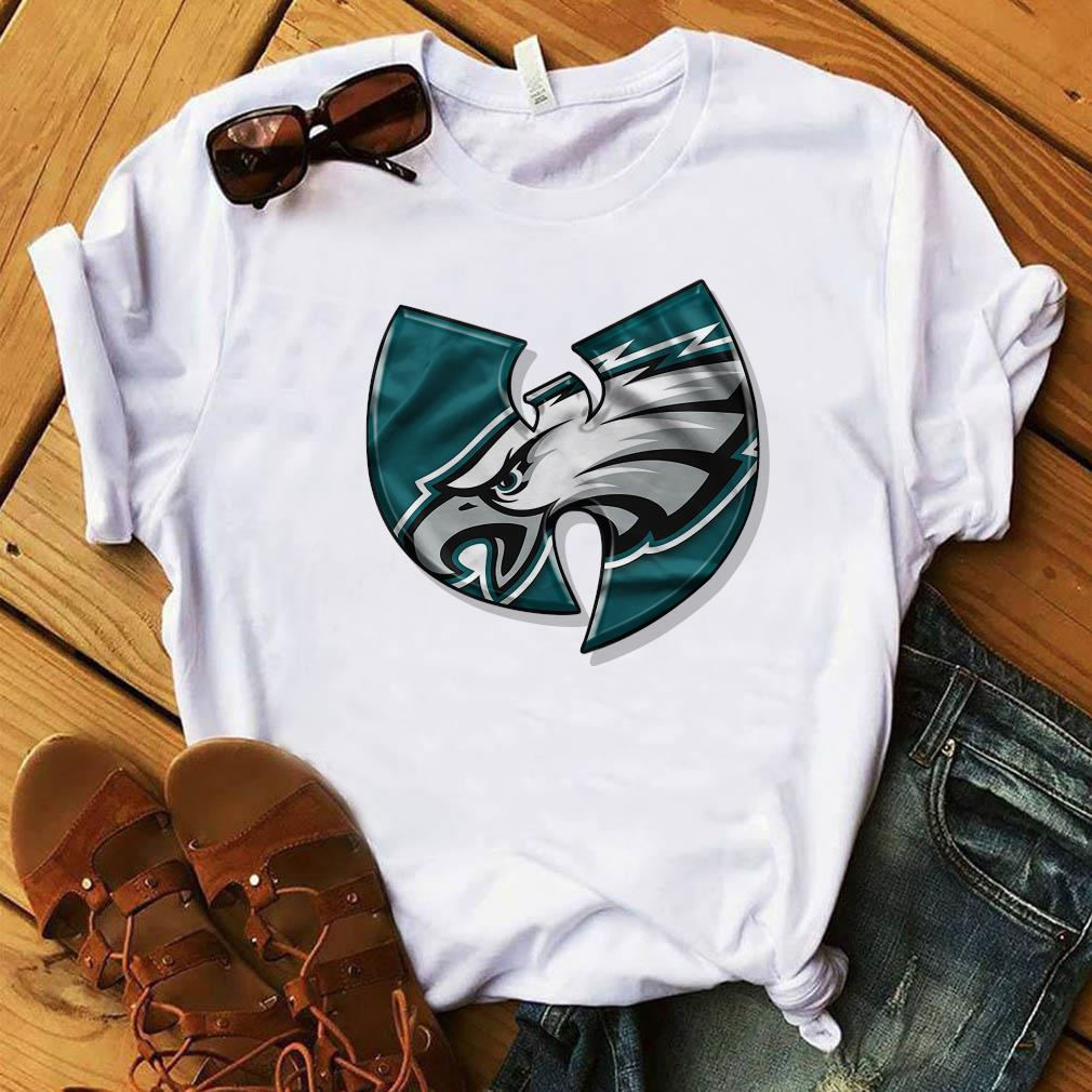 Wu Tang Philadelphia Eagles T-Shirt