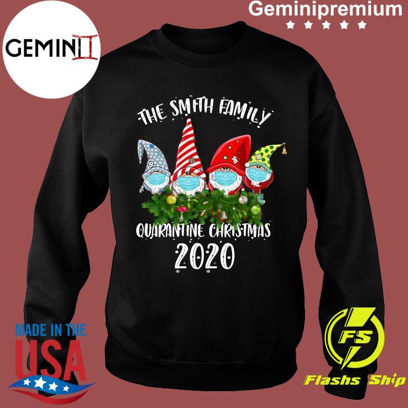 Gnomes Face Mask The Smith Family Quarantine Christmas 2020